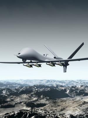 les drones permettent de réaliser des cartes à moindre coûts.