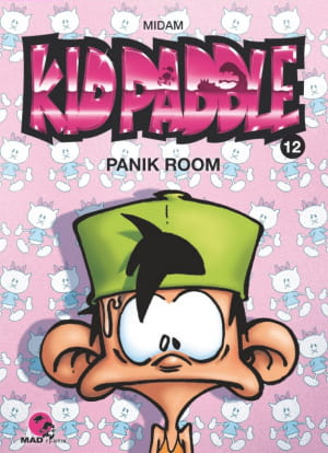 kid paddle - panik room.