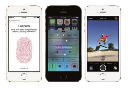 iOS 7.1.1 : Apple améliore la reconnaissance d'empreinte