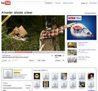 la campagne youtube réalisée par buzzman pour tipp-ex
