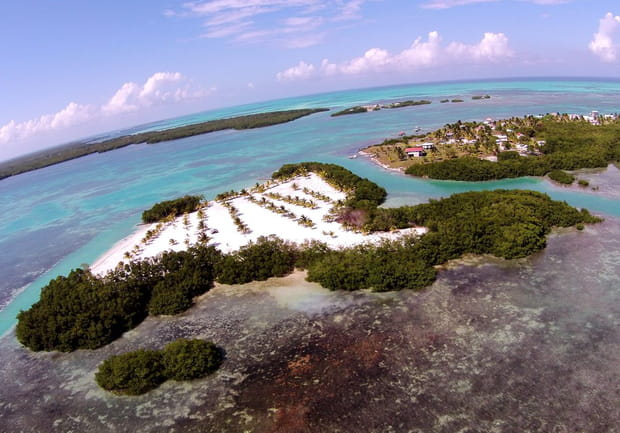 Little St George's Caye, Belize
