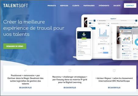 Talentsoft lève 45millions d'euros et met le cap sur l'IA