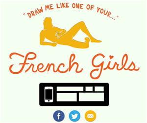 french girls permet de développer les talents de portraitistes.
