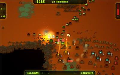 revenge of the titans stratgie et tower defense runis