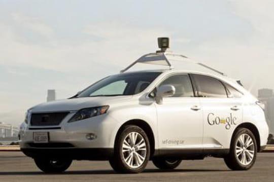 Les Google Cars autorisées à rouler sur la voie publique dès cet été