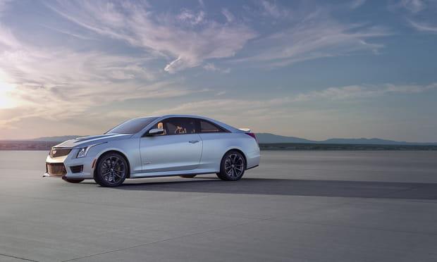 La Cadillac ATS-V, à partir de 71 000 euros version berline