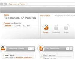 la version 1.1de ez teamroom est distribuée sous licence gnu gpl