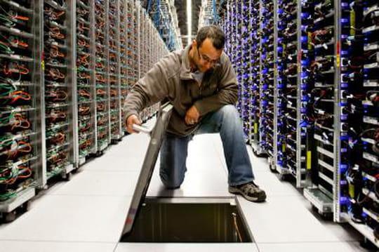 Google investit 600 millions d'euros dans un nouveau datacenter européen