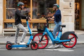 Dott déploie 3000vélos électriques à Paris