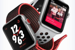 Apple Watch : prix, bracelet, Series 3, iPhone