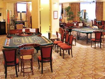 une sortie au casino pour flamber le temps d'une soirée