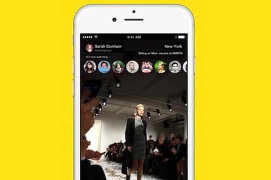 Et si le succès de Snapchat achevait d'imposer la vidéo verticale ?
