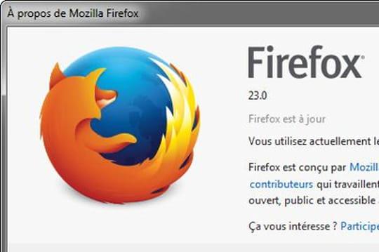 Firefox23 beta: l'API sociale ouverte aux développeurs
