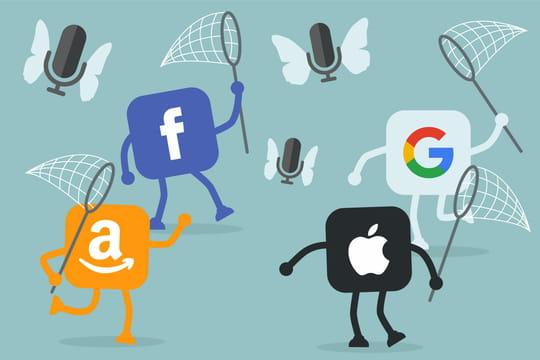 Reconnaissance vocale: les Gafa sont partis à la chasse aux start-up