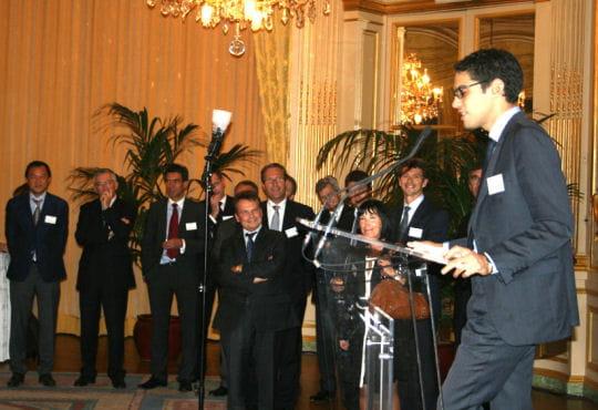 Le prix du jeune dirigeant de la technologie 2011