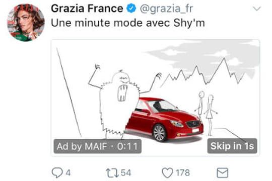 In stream video ads,le programme Twitter qui dope le reach des médias