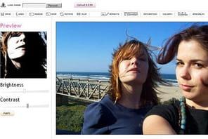 Retouchez vos photos en ligne en toute simplicité