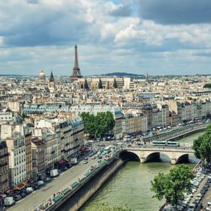 a paris, on recense 1acquéreur actif pour 1 vendeur fin2014.
