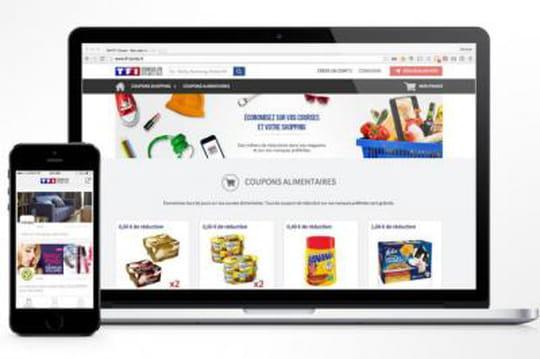 TF1 veut devenir le numéro un du couponing mobile