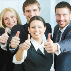 le secteur coopératif compte aussi bien des grandes entreprises (crédit