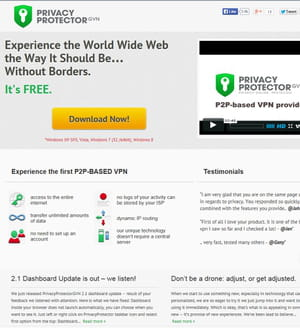privacy protector permet de surfer sur le web sans laisser de traces.