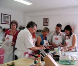les réunions de vente silit se déroulent sous forme de cours de cuisine
