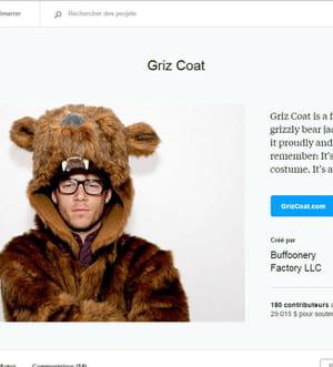 griz coat.