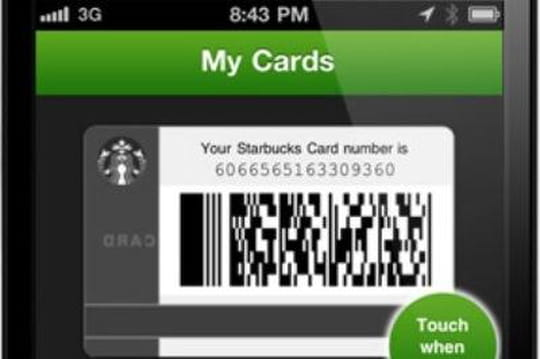 Starbucks lance en France son application de paiement mobile