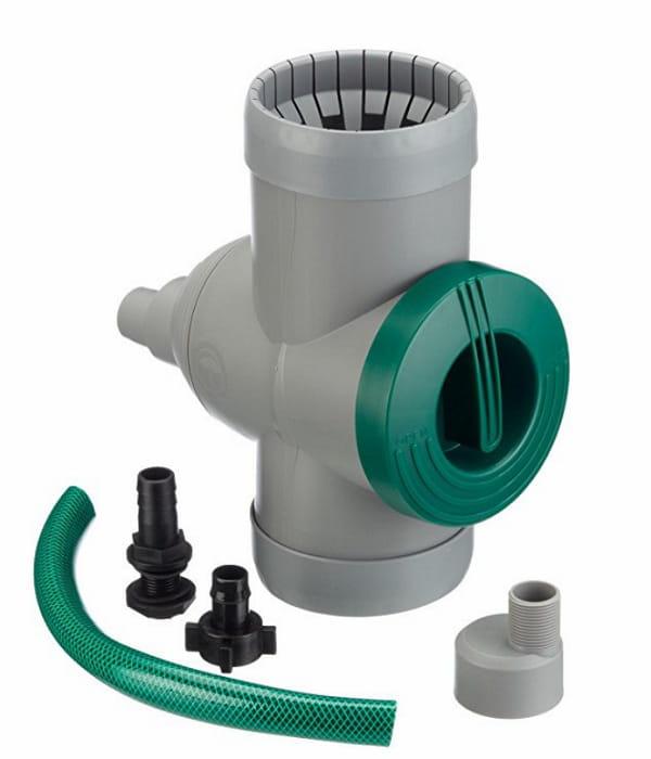 Un r cup rateur d 39 eau de pluie - Robinet pour recuperateur d eau de pluie ...
