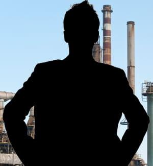 ray irani est pdg d'occidental petroleum depuis 1990.