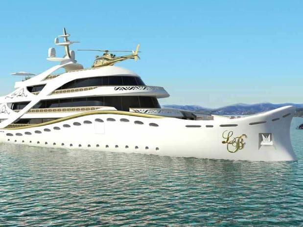 La Belle, un yacht pas comme les autres