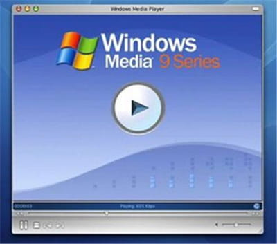 windows media player 9
