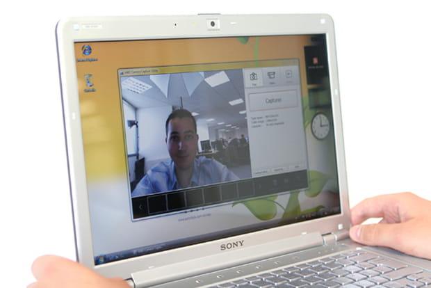 Webcam intégrée