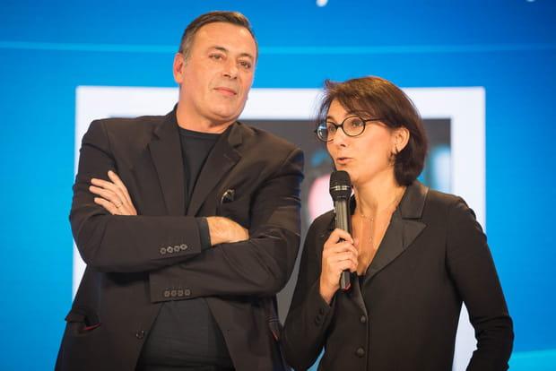 Favor'i de la stratégie: Nathalie Balla et Eric Courteille de La Redoute