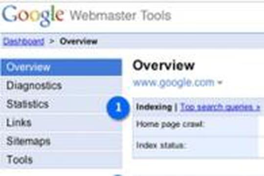 Google Webmaster Tools : une gestion des droits d'accès améliorée