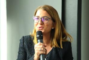 """Florence Réal (Accenture):""""Avec l'analyse des données, nous aurons plus de temps pour l'humain"""""""