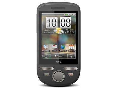 un autre téléphone tactile sous android