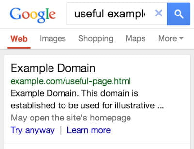 search+result+redirect+annotation