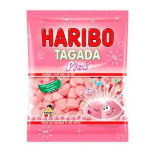 haribo a fêté les 40 ans de la fraise tagada en lançant une déclinaison, la