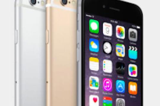 Les iPhone 6 et 6 Plus sont désormais en vente