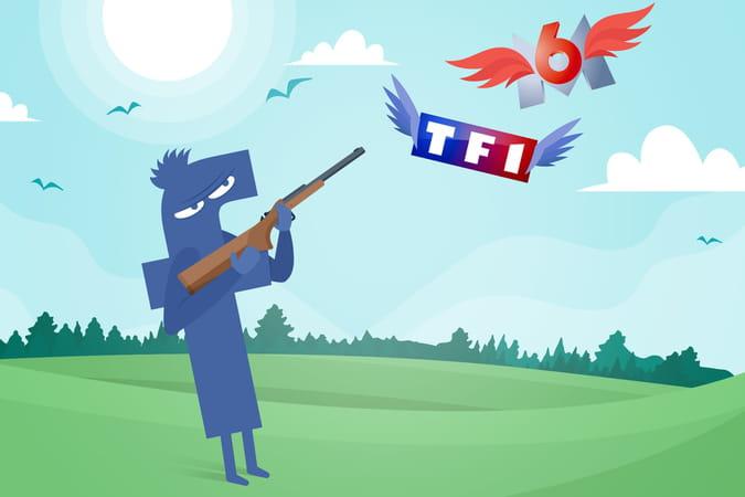 Publicité: Facebook part à la chasse des budgets de TF1, M6et cie