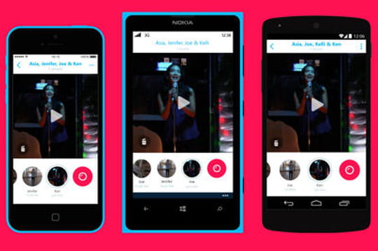 Skype Qik, l'application de partage vidéo anti-Snapchat