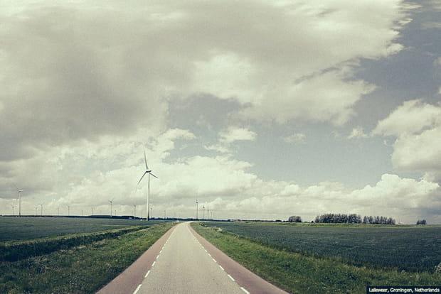 Des paysages écolos