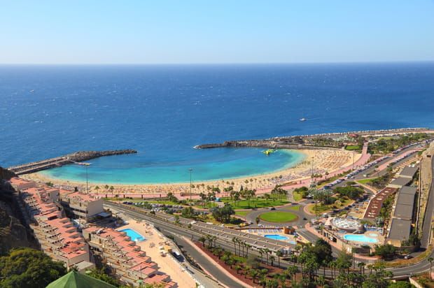 12e : Grande Canarie, Espagne, 88,69 £ (114,73 €)