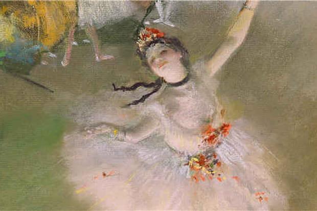 La danse de Degas