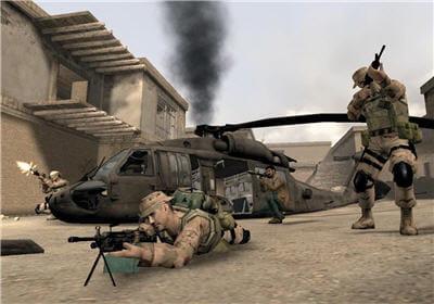 amerca's army, une simulation militaire développée pour l'armée américaine