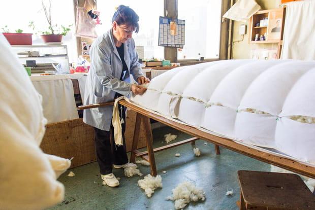 18 kg de laine pour faire un matelas une personne. Black Bedroom Furniture Sets. Home Design Ideas