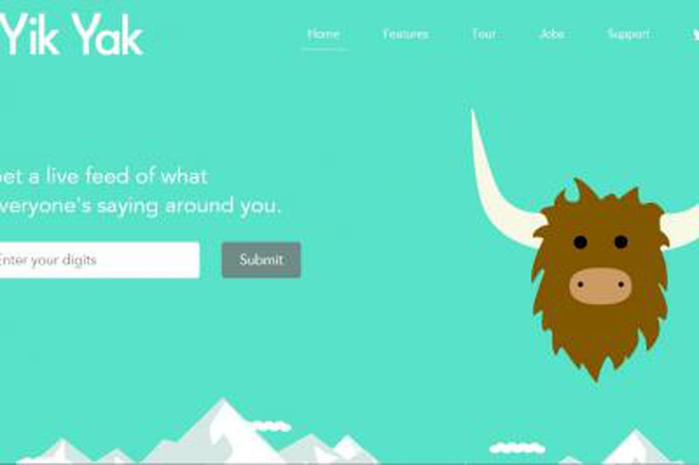 Yik Yak, l'appli anonyme qui veut concurrencer Twitter, lève 62millions de dollars
