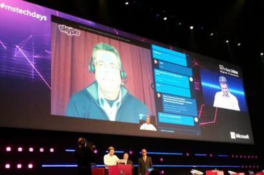 Traduction sur Skype: Microsoft fait une première démo en français