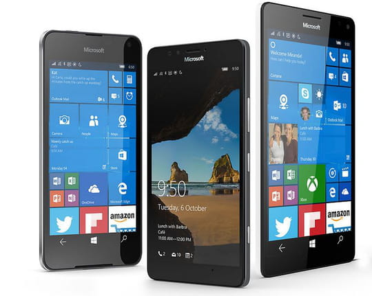 Microsoft recentre Windows 10 Mobile sur l'entreprise